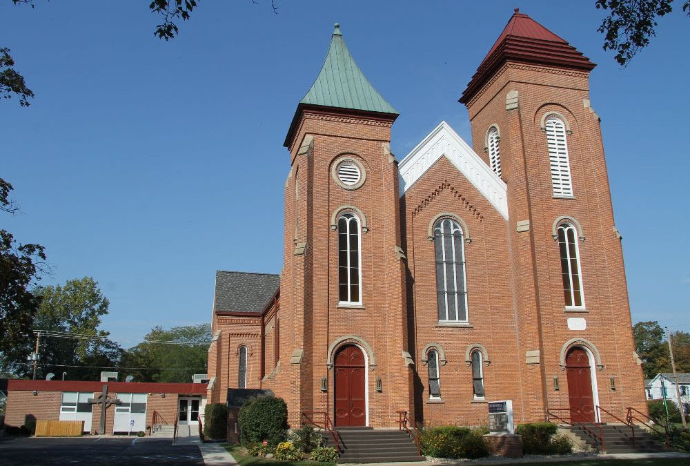 First Presbyterian Church  of Three Rivers/Centreville