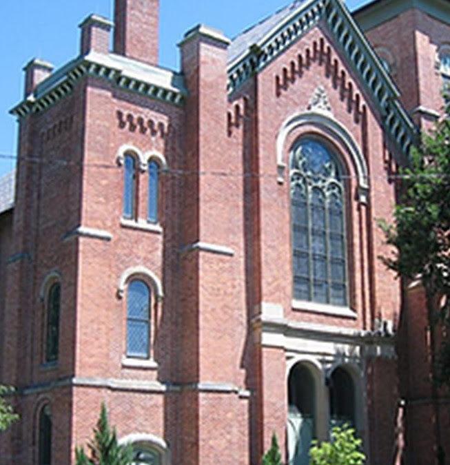 First Presbyterian Church in Marshall