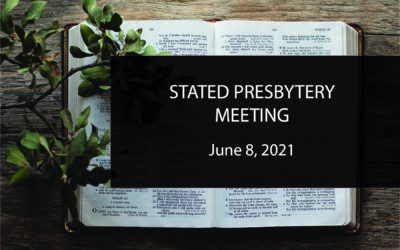 REMINDER: Key dates, activities preparing for 6/8 Stated Meeting