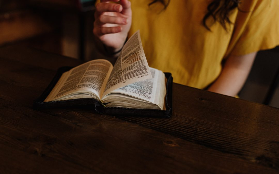 LEARN: Synod offers monthly class to strengthen preaching skills