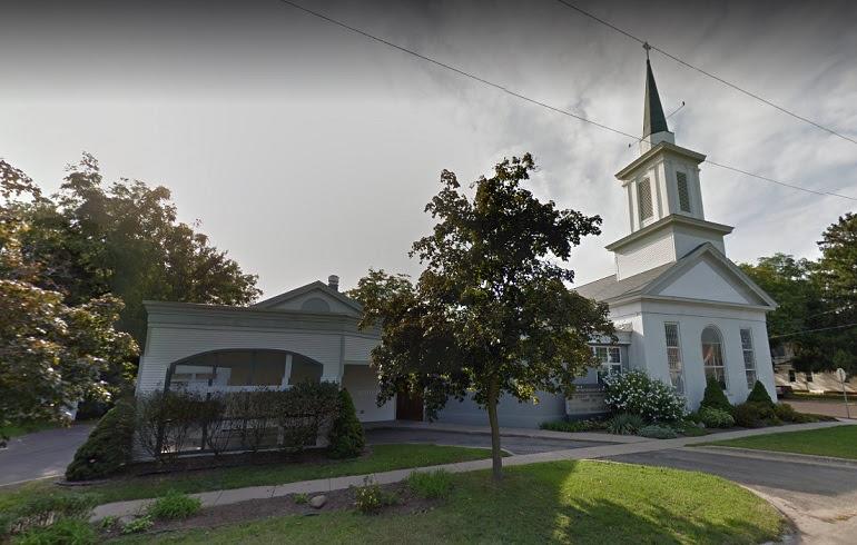 First Presbyterian Church in Paw Paw